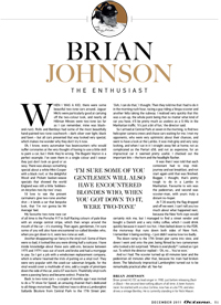 Brian Johnson - Octane Magazine