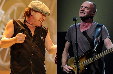 Brian/Sting