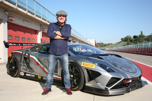 Cars That Rock with Brian Johnson, Lamborghini episode.